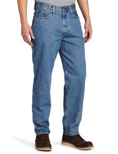 Levi's Men's 560 Big & Tall Comfort Fit Jean.
