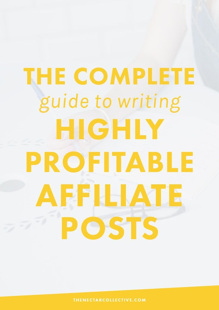 My Complete Strategy for Writing Highly Profitable Affiliate Posts (Free Worksheet!) | Want to earn more money from affiliate links as a blogger or entrepreneur? In the past 4 months, I've earned over $10,000 from affiliate links and I'm showing YOU my st