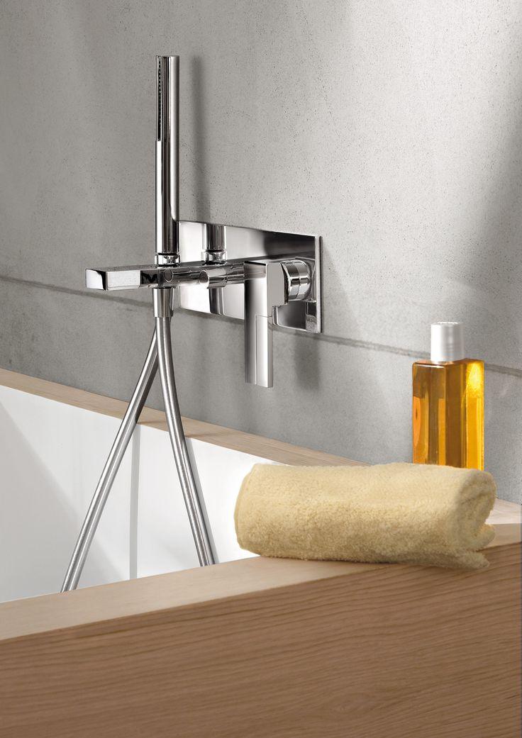 AR38 - Design Angeletti & Ruzza - Fantini #design #fantini #fratellifantini #fantinirubinetti #rubinetto #faucet #rubinetti #faucets #shower #doccia #homeideas #bathdesign #madeinitaly #italia #italy #vascadabagno