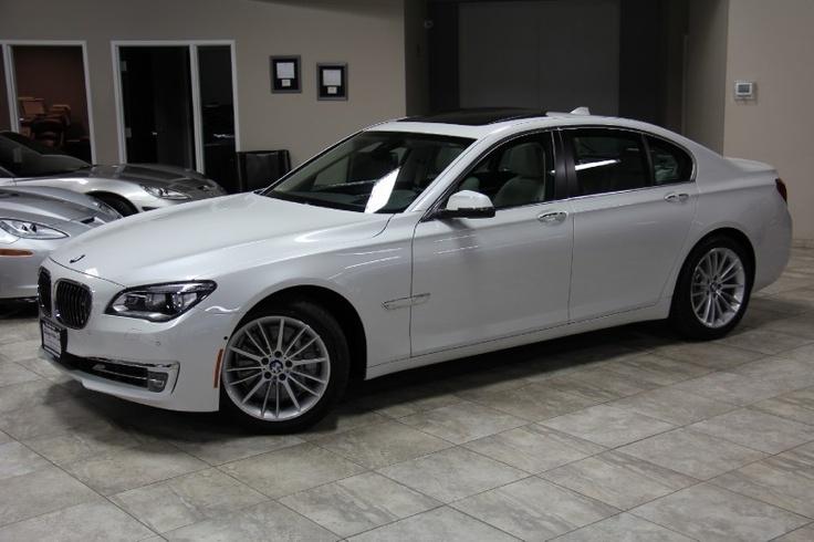 2013 BMW 750i xDrive 4dr Sedan
