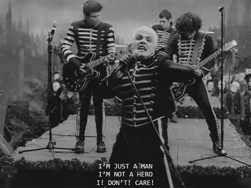 "I got 21 out of 26 on How Well Do You Remember ""Welcome To The Black Parade""?!"