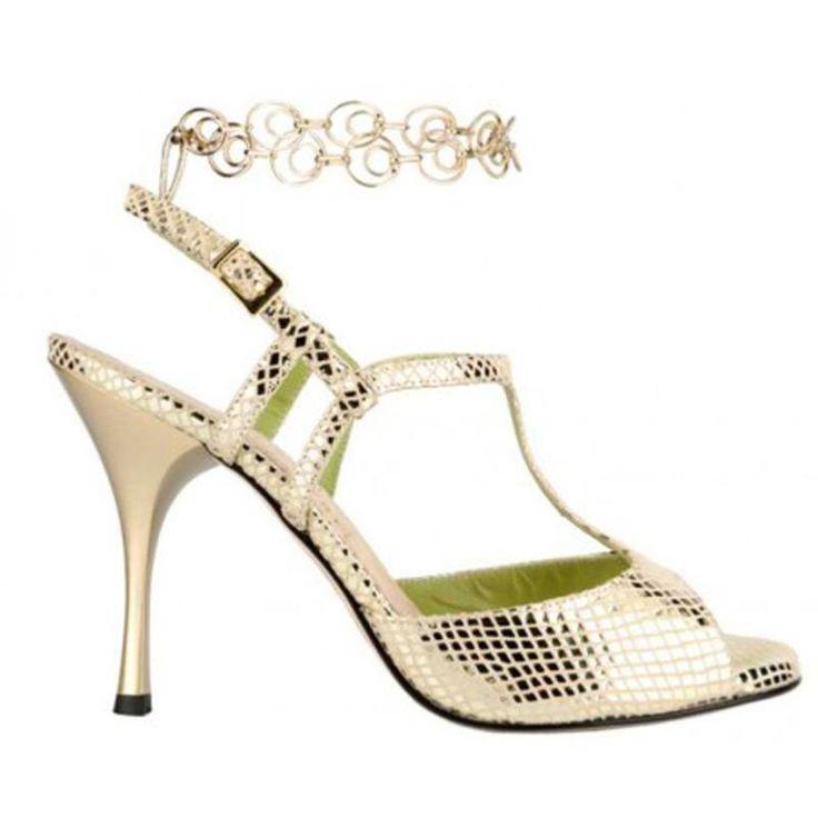 BANDOLERA A12C PLATINE<br>Chaussure de tango