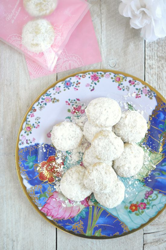 Mexican Wedding Cookie Recipe