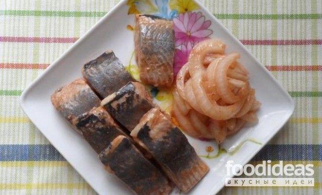 Селедка по-корейски - рецепт приготовления с фото | FOODideas.info