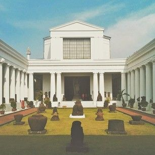 The Indonesia National Museum