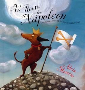 Dachshund Children's Book No Room for Napoleon