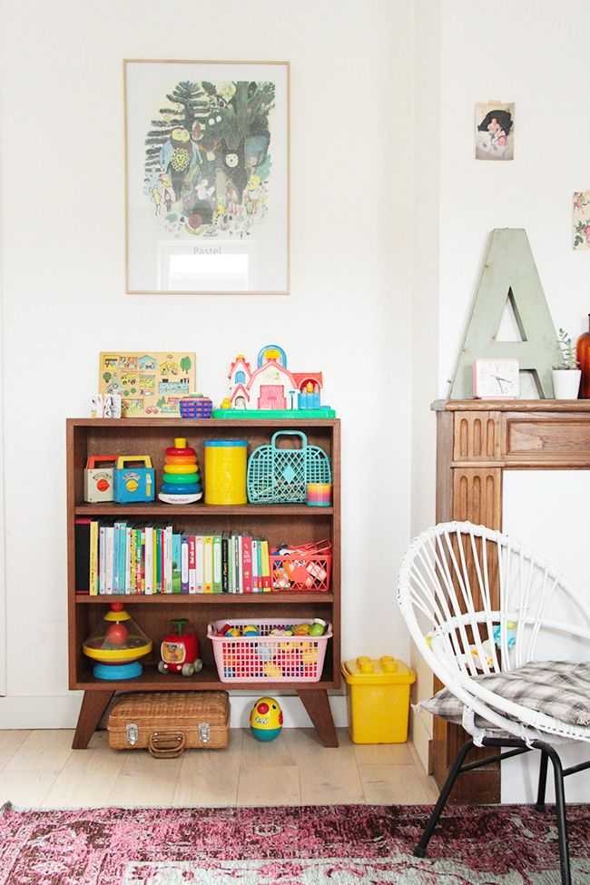 vintage children's room inspiration