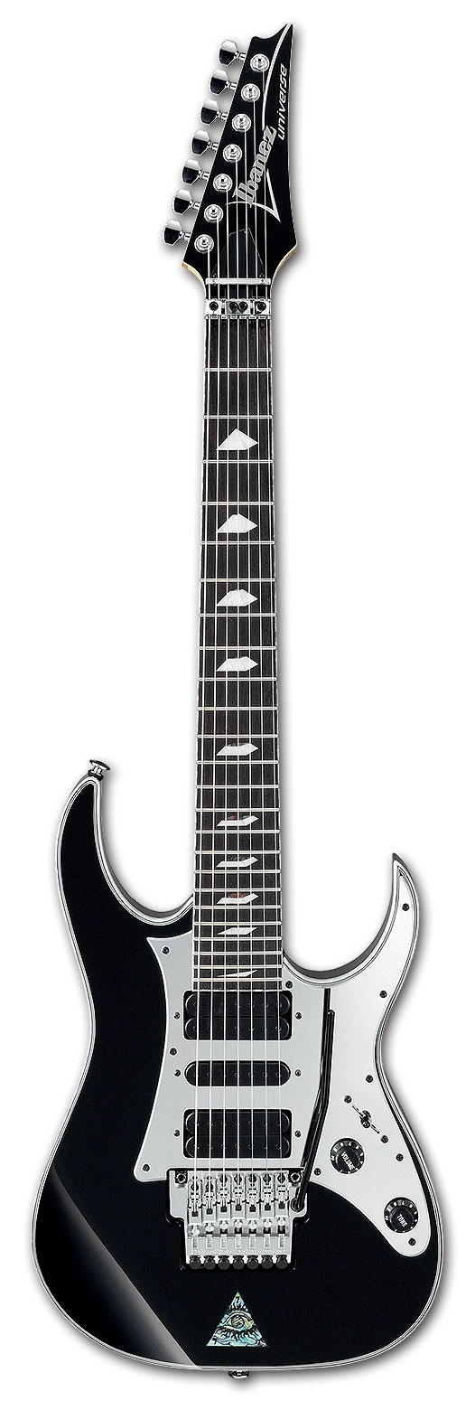 Steve Vai Ibanez universe. My dream guitar.
