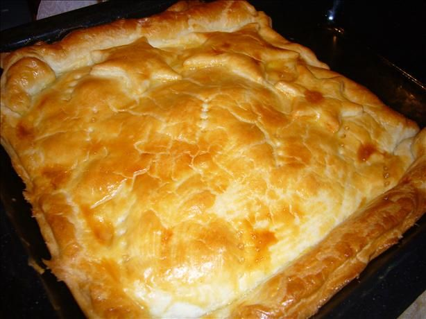 Aussie Meat Pie By Sussan Added January 01, 2006 | Recipe #149806