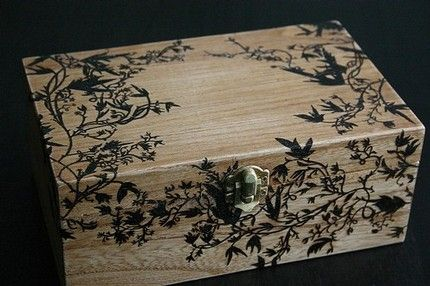 pyrography calligraphy - stylehive.com