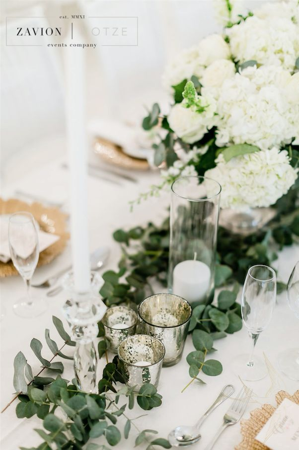 Beautiful country wedding table, country flowers, white roses, silver decor, country wedding. country elegance, white orchids, gorgeous country wedding.