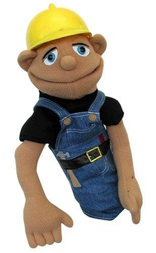 Melissa & Doug Construction Worker Puppet Melissa & Doug