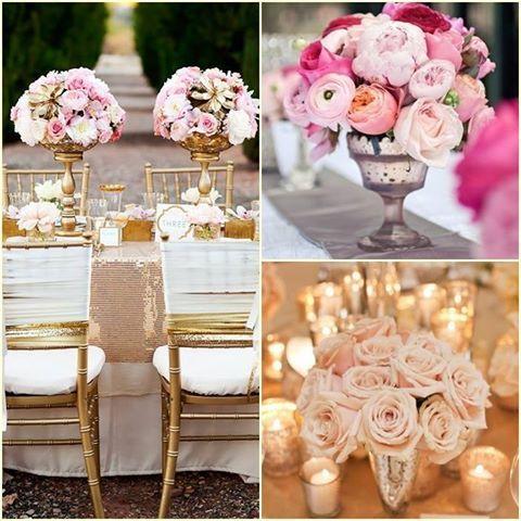 Presupuesto para una boda 2 0 tips para organizar tu - Decoracion de jarrones con flores artificiales ...