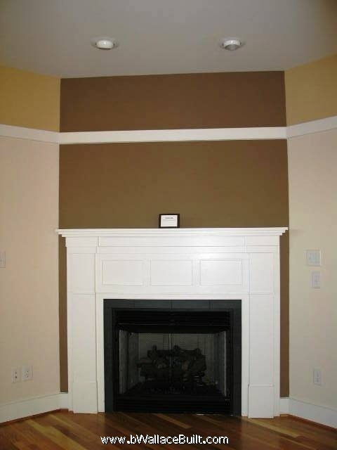 custom built fireplace - Fireplace Fronts