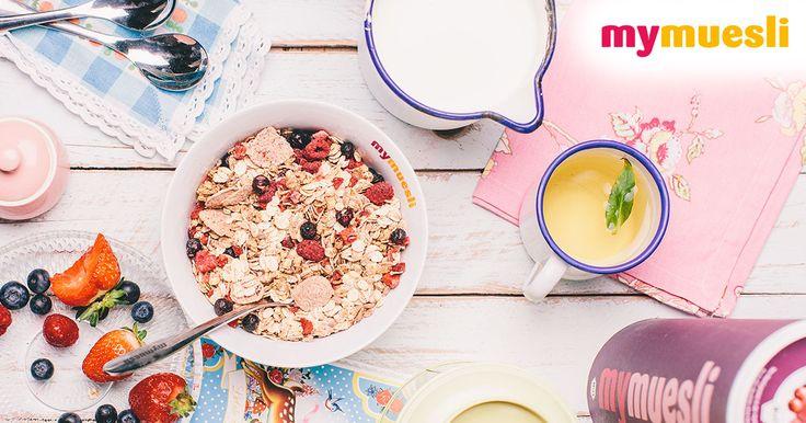 Leckere Rezepte mit Overnight Oats | Zubereitung quick & easy | Feinsten Bio-Porridge von Noats direkt bestellen ▻Gleich ausprobieren!