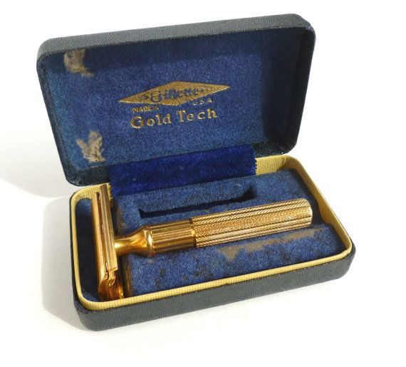 gillette gold tech dating Tech science arts books what a collector discovered about gillette's razor blade gillette's advertising claims for the m3power were so extravagant that a.