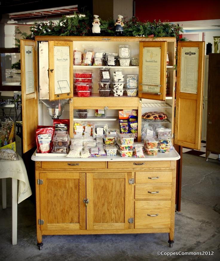 108 best Hoosier Cabinet Love images on Pinterest   Hoosier ...