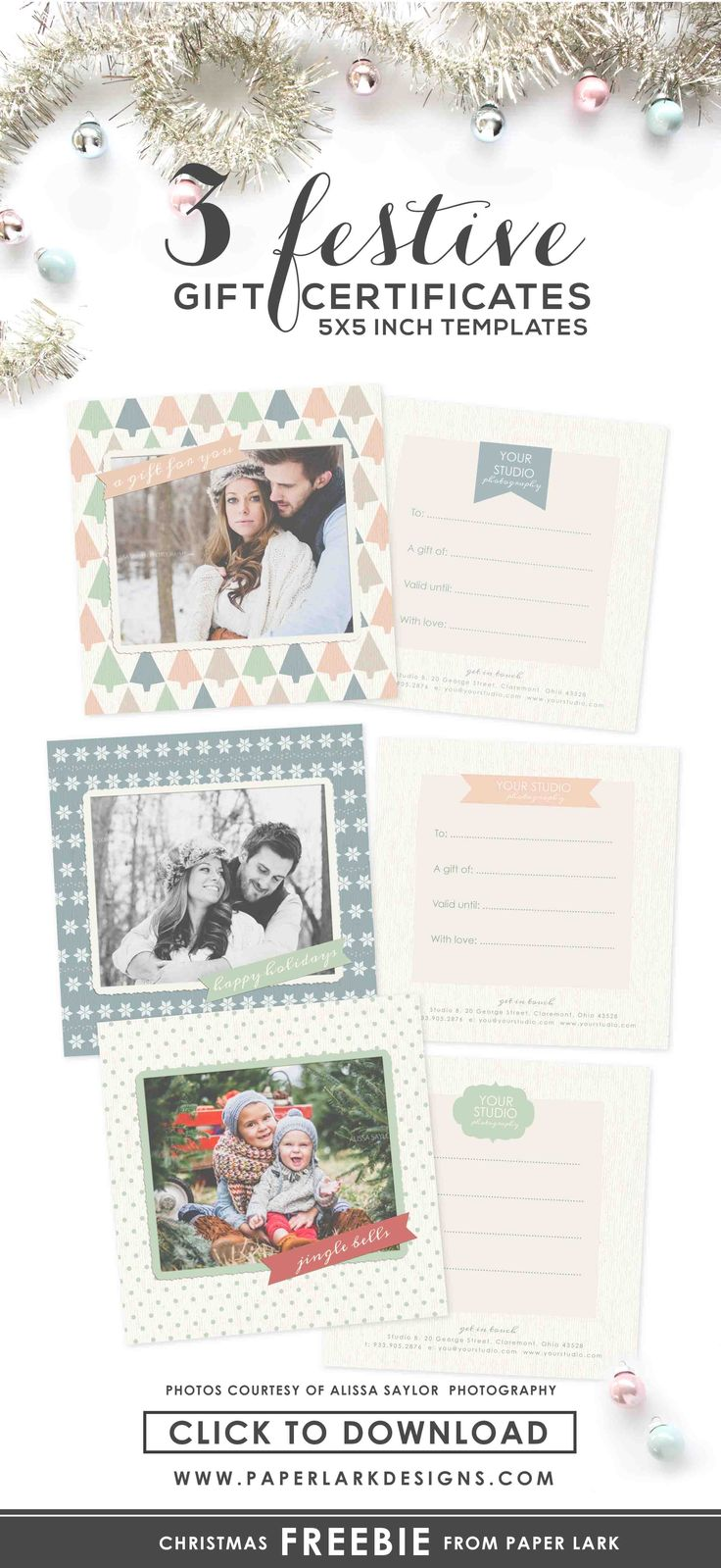 11 best gift certificate images on pinterest free gift certificate free download festive gift certificate templates download them for free at http yelopaper