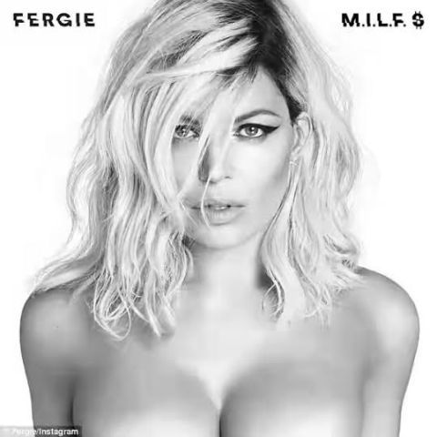 Fergies yet to be released album cover though!