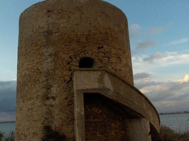 Torre Stagno di Cabras