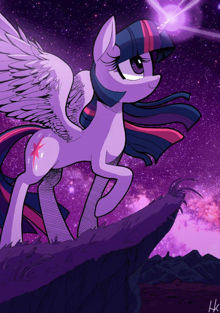 My Little Pony   - Twilight Sparkle -