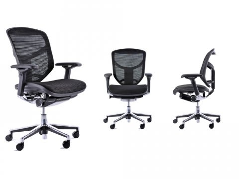 Enjoy £306 Mesh Office Chair from BT Office Furniture - Modern & Contemporary Discount Office Furniture Suppliers