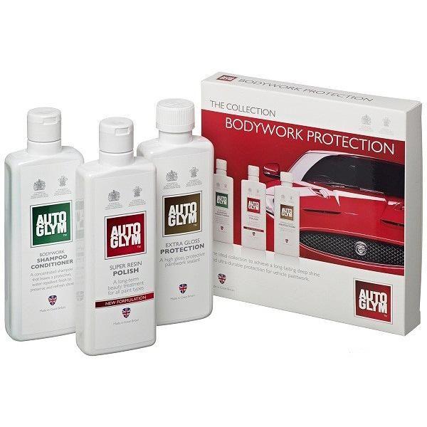 Autoglym VP3LBC Bodywork Protection Collection for cars, bikes and tru