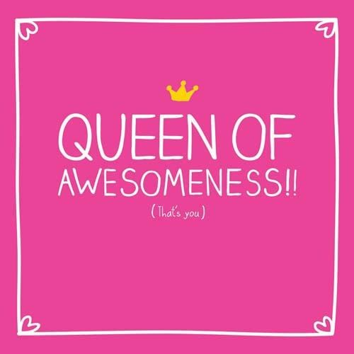 Queen of awesomeness | Cards from Postmark Online