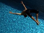 peeing in the pool harmful for you and others. yet another reason to tell kids to not do it.
