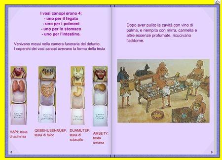 Gli Egizi e la mummificazione