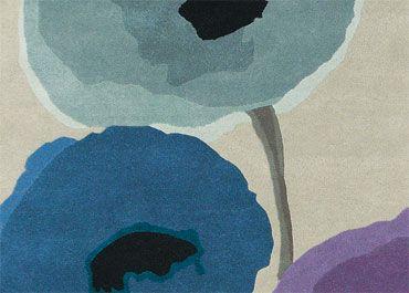 WovenGround | Modern Rugs | Poppies Rugs