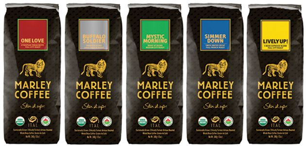 Marley coffee - which one is your fav? I know I can't decide. Planning to try them all. http://shop.com/hochman
