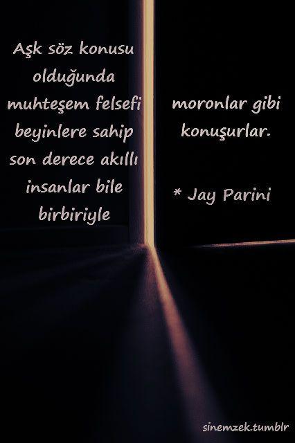 * Jay Parini