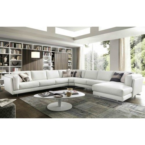 Solange Sectional, Chateau D'ax - Italmoda Furniture in Nashua, NH