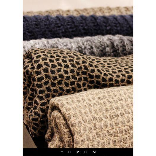 Tüzün atkılarıyla kışa her zaman hazırsınız! #Tuzun #TuzunGiyim #winter #atkı #tredn #fashion #moda #stil #style