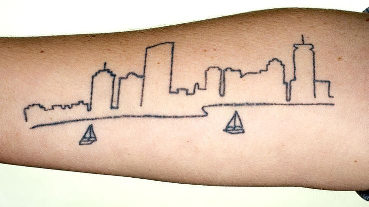 12 | Bled For Boston: Commemorating The Marathon Bombings With Tattoos | Fast Company | business + innovation