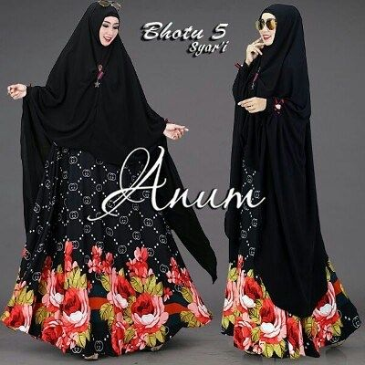 Bhotu 5 by Anum 1set gamis syari.  Dress bahan katun baloteli motif Gucci  All size resleting depan (busui) karet pinggang belakang aplikasi pita dan free bros gucci.  Khimar bahan buble pop  Retail: 380.000 Reseller 355.000 est. ready 26 nov  Dp 50% = Booking  Line @kni7746k  Wa 62896 7813 6777  #pin #bhotu5byanum #muslimahsyariset #muslimahwearindonesia #gamissyaribrandedterbaru #distributorgamissyarisetkhimar #distributorgamissyaribrandedoriginal #distributorgamissyaribrandedmurah…