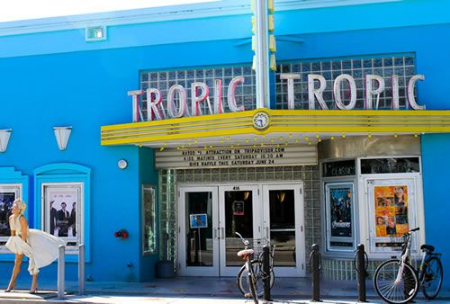 Tropic Cinema - Top 10 things to do in the Florida Keys