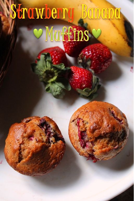 Its muffin time..yay..there is something more comforting in baking a muffins than anything else. Because muffins are less messy and can ...