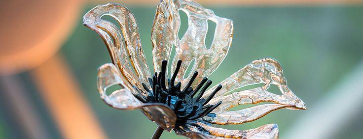 Missouri Botanical Garden - Garden of Glass: The Art of Craig Mitchell Smith - May 13 through August 13, 2017 - St. Louis, Missouri