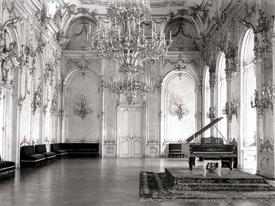Királyi palota, díszterem