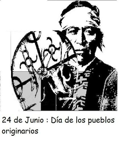 24 de junio: día de los pueblos originarios