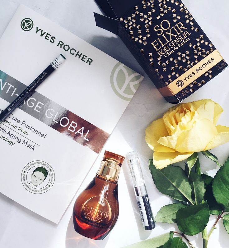 Fall goodies from YVES ROCHER