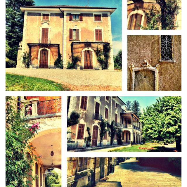 Villa Mylius, Varese