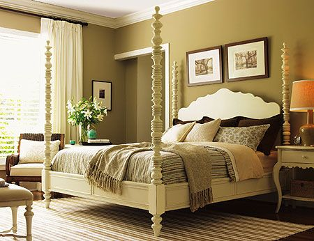 17 best images about our new bedroom ideas on pinterest for Beautifully decorated beds