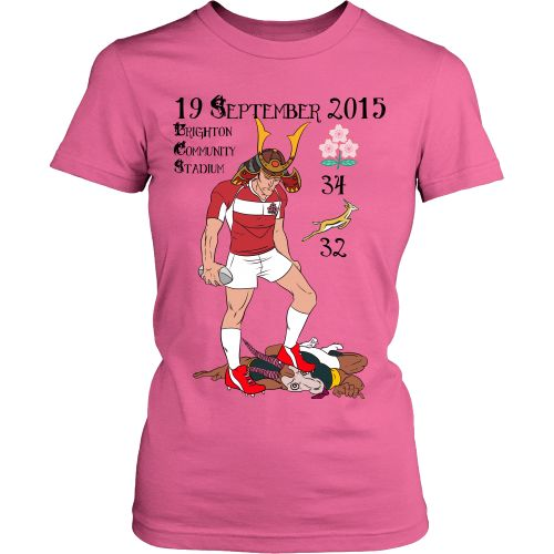 Rugby World Cup 2015 - Japan's Triumph - Women(black text)