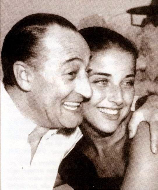 #Totò and #love Franca Faldini