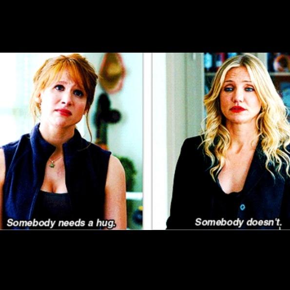 do you need a hug @Ashley Sloan-Wilkey