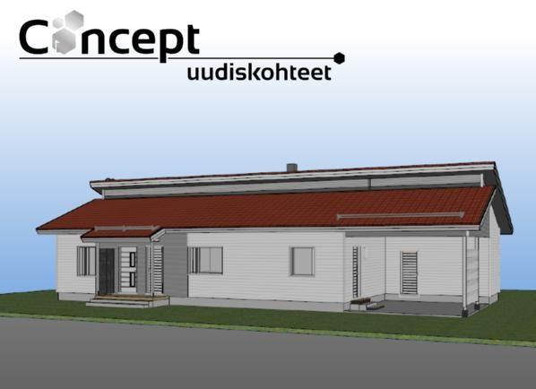 Myydään Omakotitalo 4 huonetta - Kontiolahti Kontiolahti As Lepolanraitti 6 - Etuovi.com b36324