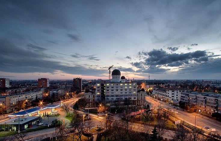My beloved town, Arad... La Podgoria..